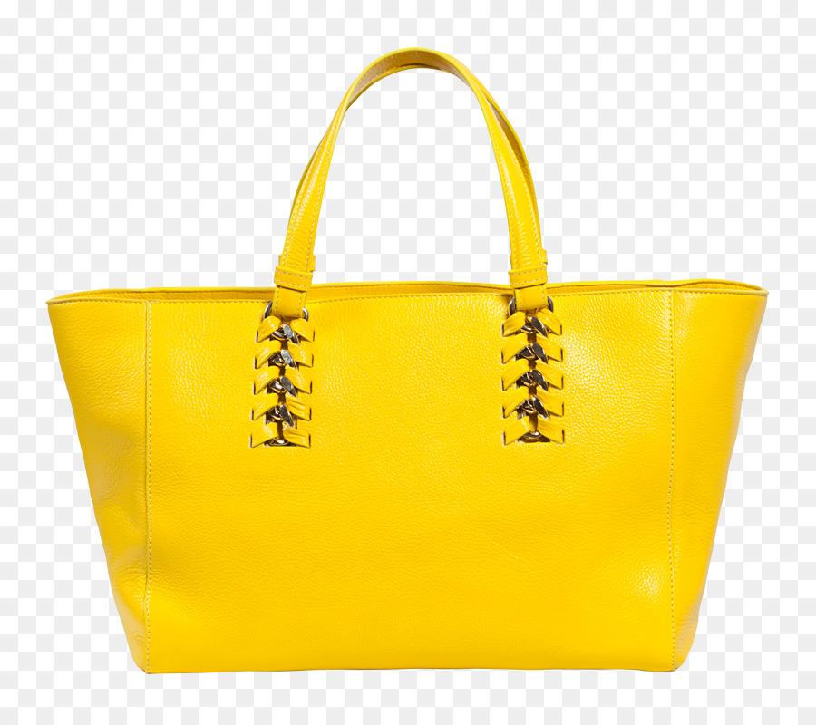 46e05cbd82c Tote bag Yellow Handbag Color - Yellow Purse png download - 800 800 - Free  Transparent Tote Bag png Download.