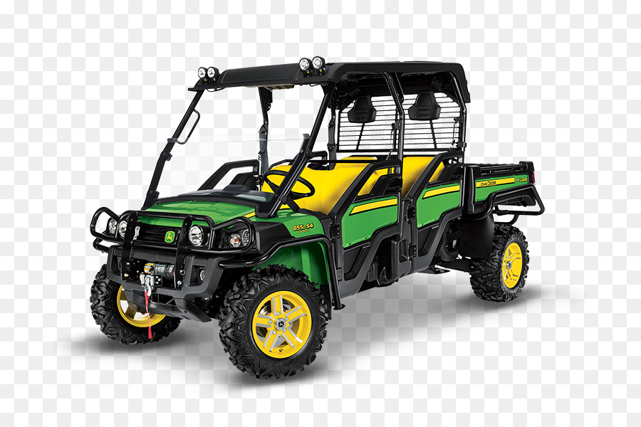 John Deere Side By Side >> John Deere Gator Mahindra Xuv500 Utility Vehicle Side By Side John