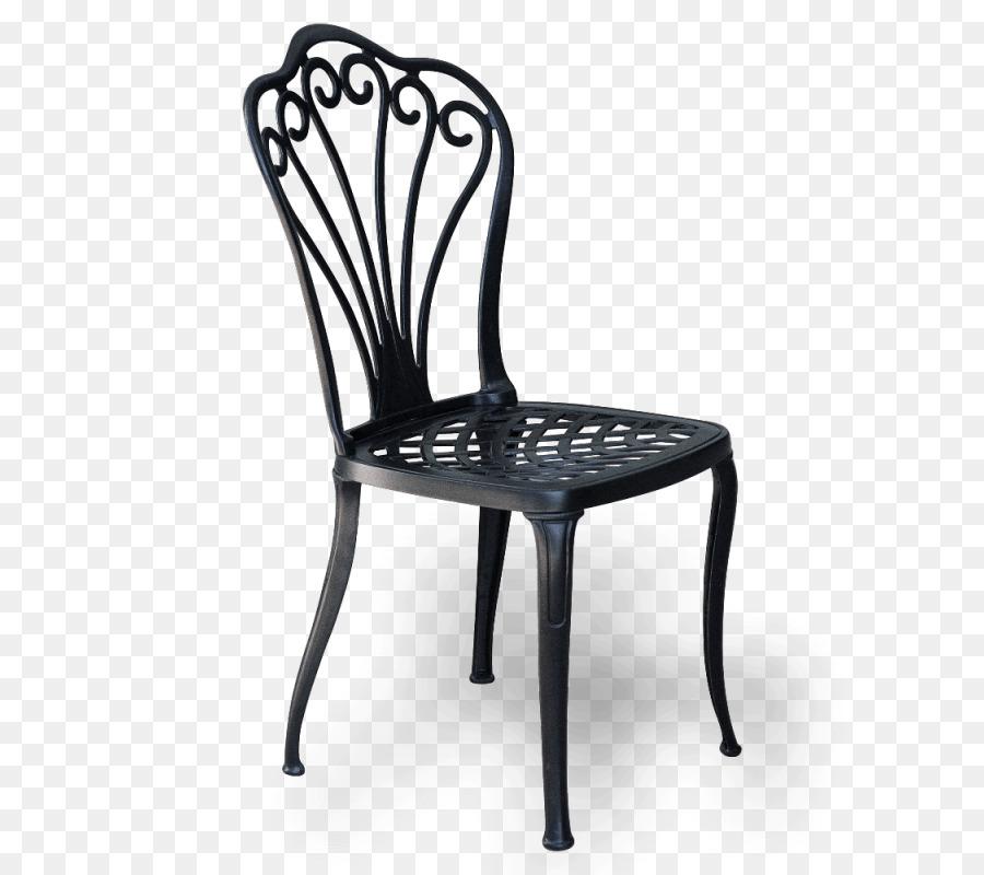 La tabla de la Silla de los Muebles de Jardín de hierro Fundido ...