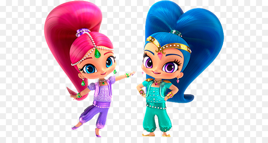 Nickelodeon Bumbalu Television Show Shimmer And Shine Season 2