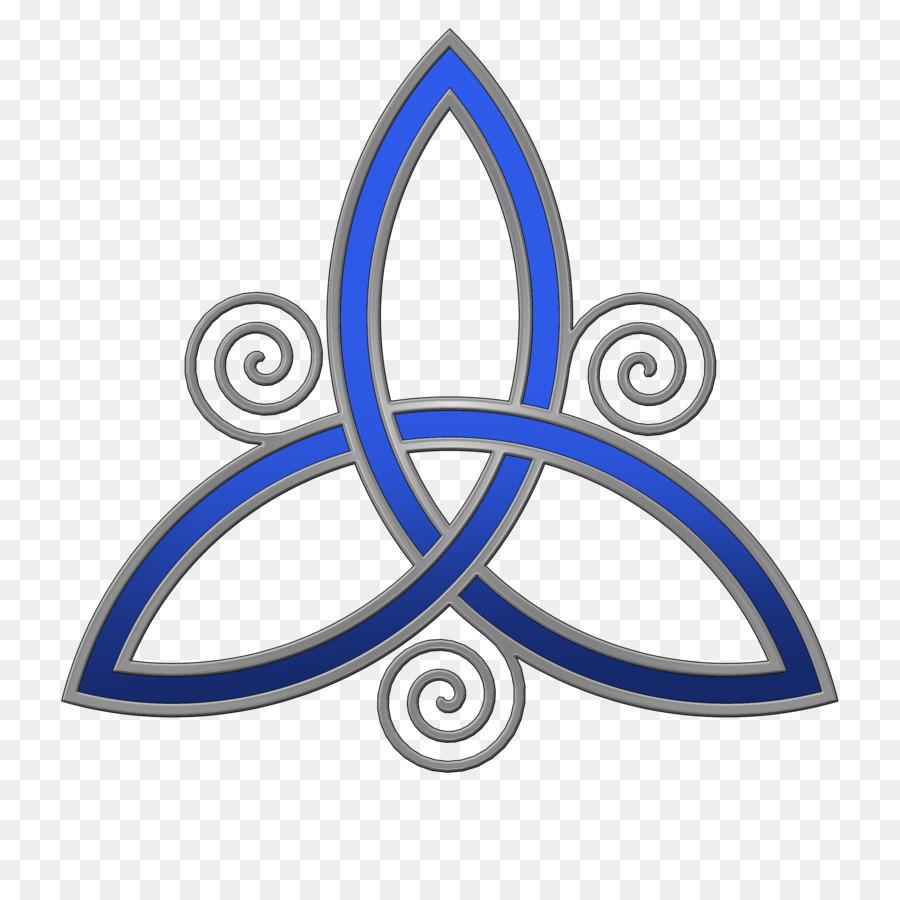Triquetra Celtic Knot Trinity Symbol Holy Spirit Symbol Png