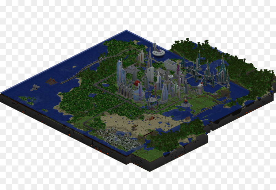 Minecraft Biome png download - 3776*2560 - Free Transparent