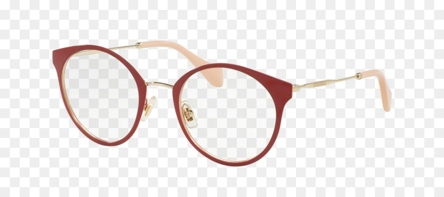 d0f8942627b1 Miu Miu MU 03OV UA51O1 Glasses Okulary korekcyjne - Alain Mikli png ...