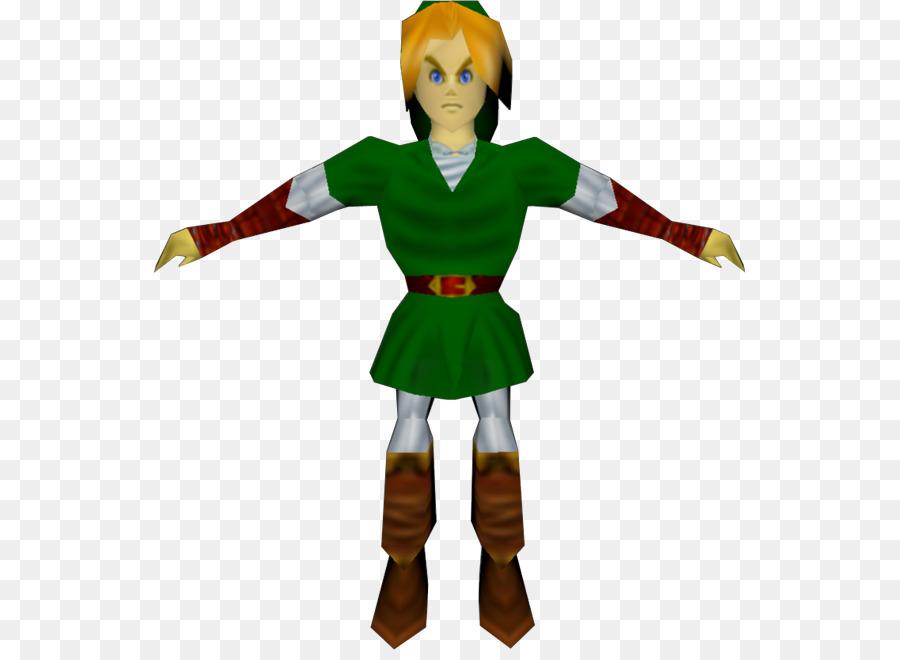 La Leyenda de Zelda: Ocarina del Tiempo Link de Nintendo 64, La ...
