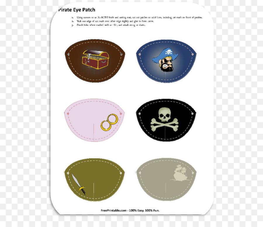 La Piratería Parche Pirata, Partido Pirata - Parche En El Ojo ...