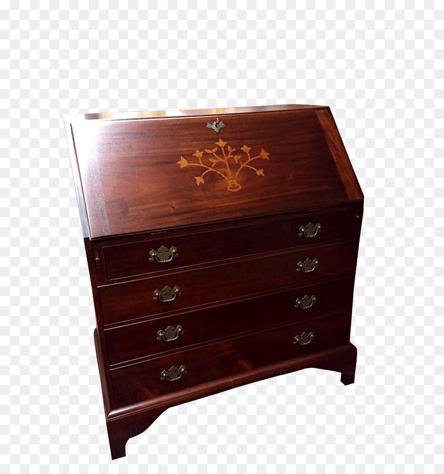 Drawer Bedside Tables Secretary Desk Antique Table