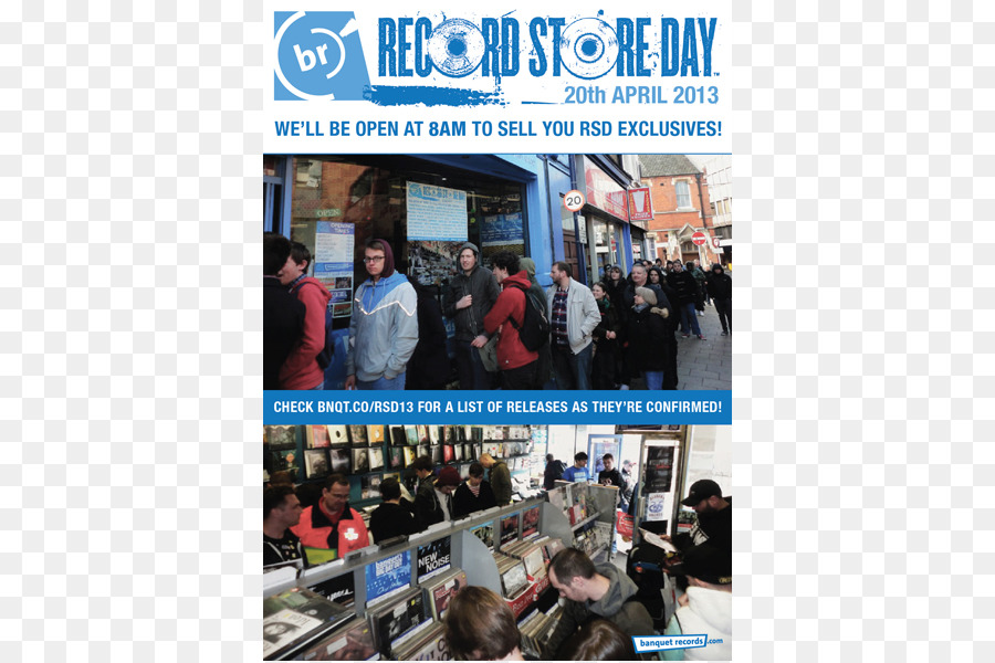 Advertising Public Relations Job Banquet Records - Record Store Day on
