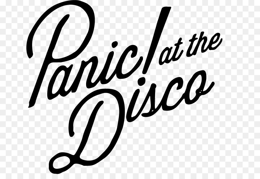 Panic At The Disco Logo Art Musical Ensemble Fall Out Boy