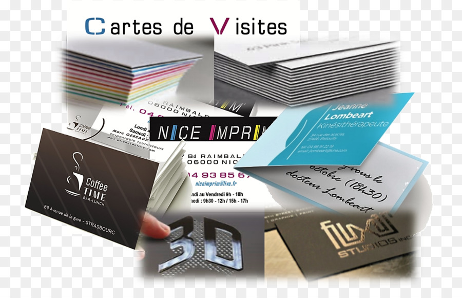 Business Cards Printing Flyer Poster Standard Paper Size