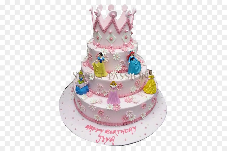 Birthday Cake Princess Cake Torte Princess Aurora Princess Cake