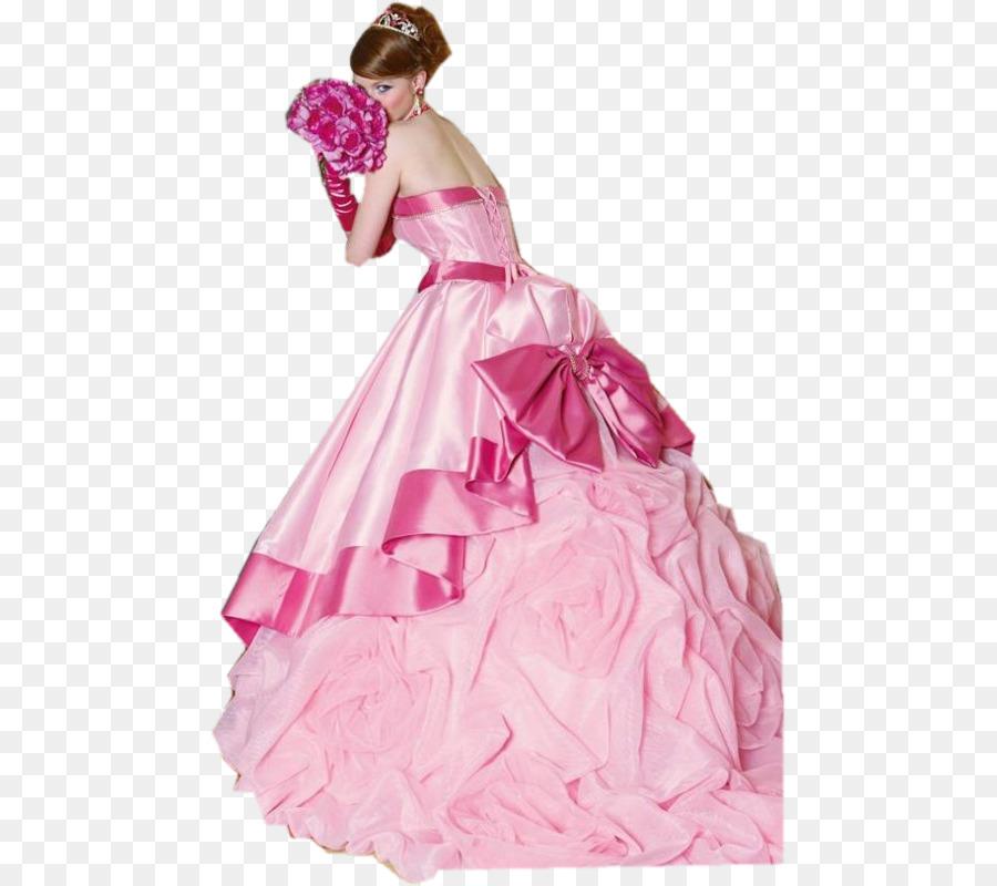 Vestido de novia de Barbie Vestido de Ropa - vestido Formatos De ...