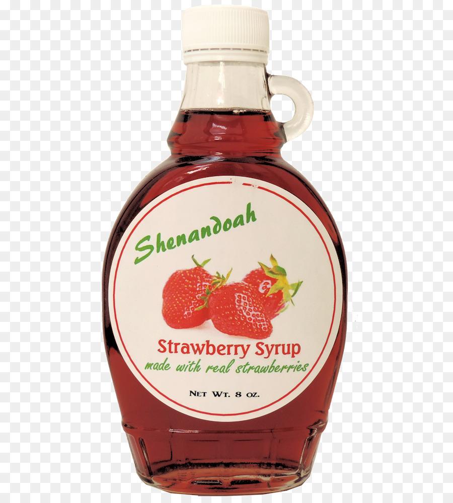 Strawberry Jus Delima Rasa Selai Sirup Stroberi Unduh