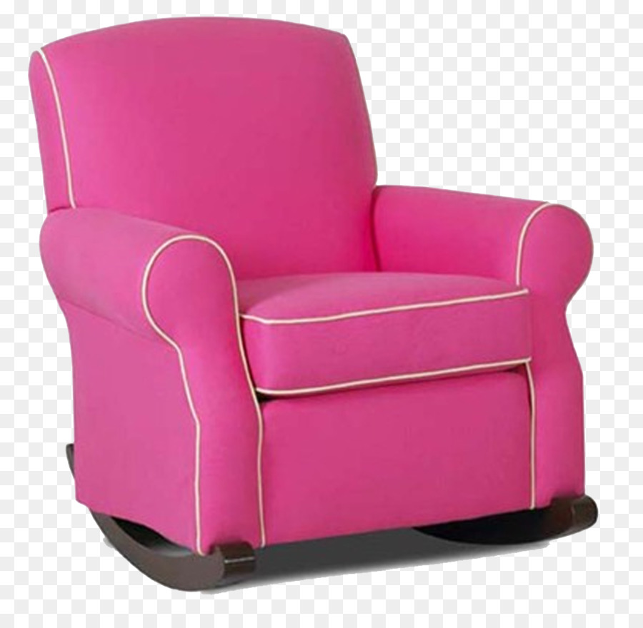 Recliner Glider Rocking Chairs Nursery   Pink Chair