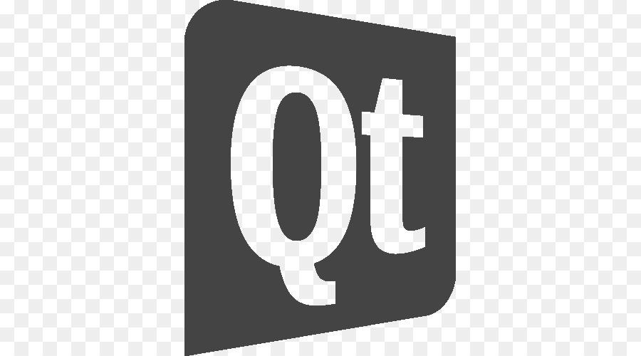 Qt Text png download - 500*500 - Free Transparent Qt png