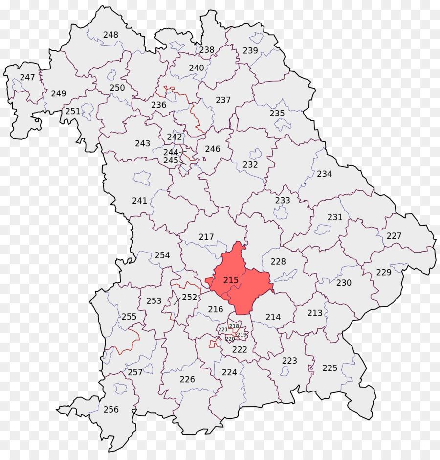 Gachenbach Constituency Of Freising Schweinfurt Pfaffenhofen