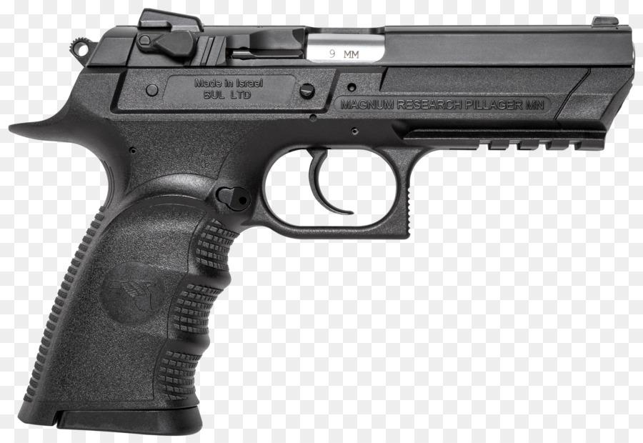 IWI Jericho 941 .40 S&W IMI Desert Eagle Magnum de Investigación de ...