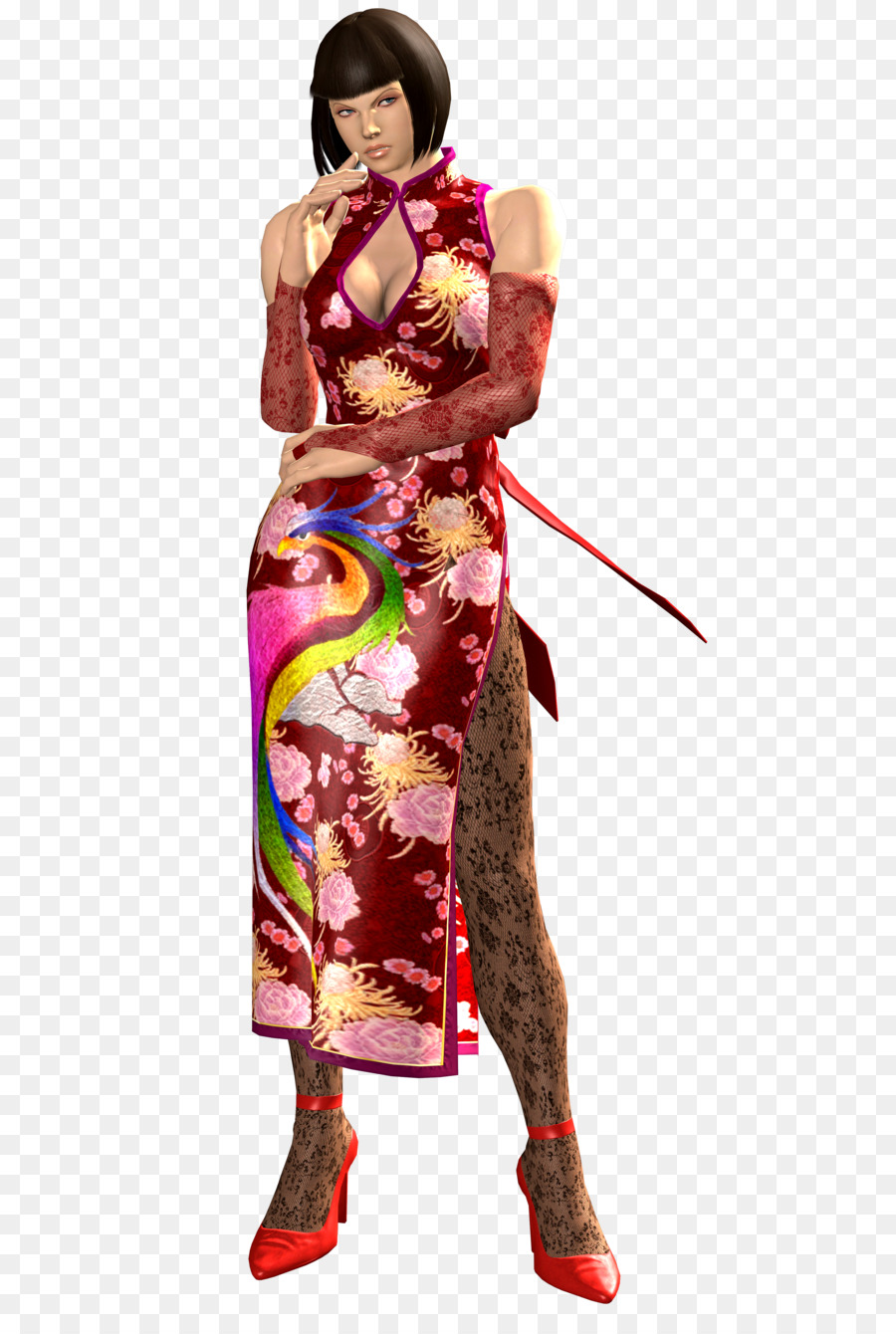 tekken 5 tekken 7 tekken 6 anna williams - anna williams png