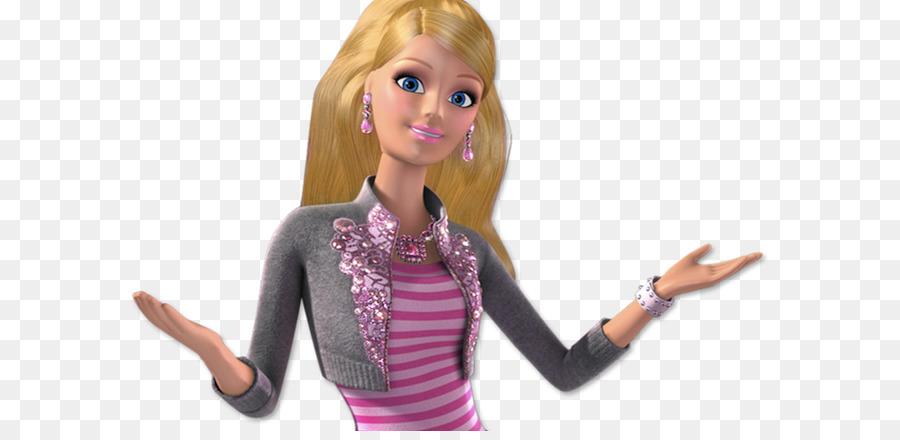 Barbie Hidup Di Dreamhouse Boneka Ken Nikki Boneka Kartun Unduh