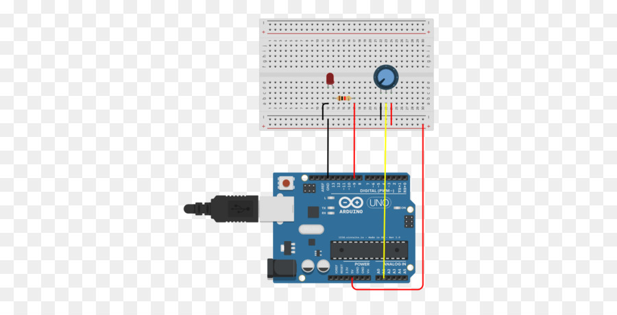 arduino electronic circuit photoresistor wiring diagram circuit rh kisspng com VGA Cable Wiring Diagram Electrolux Wiring-Diagram