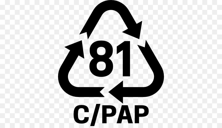 Paper Recycling Symbol Not Recyclable Png Download 512512