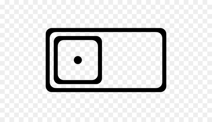Square Computer Icons Rectangle Symbol Dot Inside Png Download