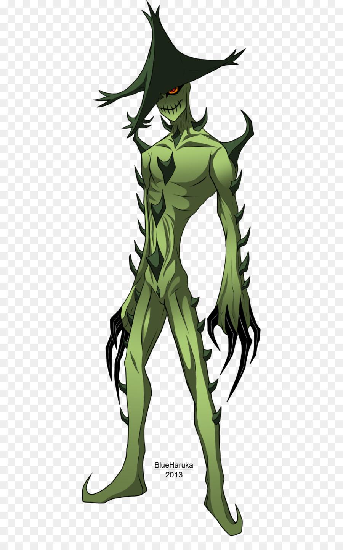 El demonio de diseño de Vestuario de dibujos animados de Árbol ...