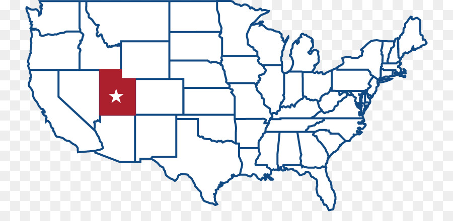 United States Blank map South America Mapa polityczna ...