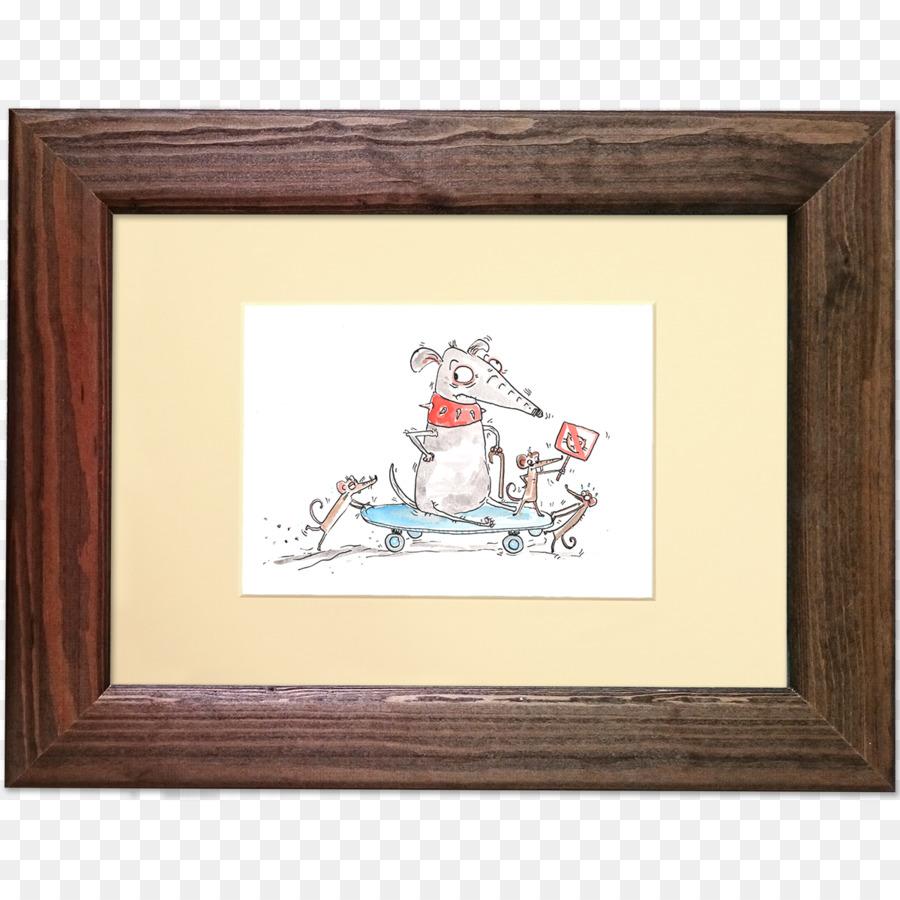 Picture Frames Painting /m/083vt Acid-free paper Dragonframe - DOG ...