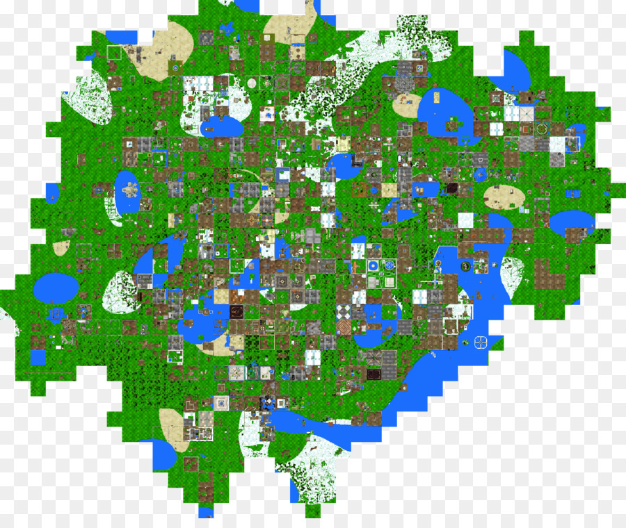 Minecraft: Pocket Edition World map World map Computer Servers - map ...