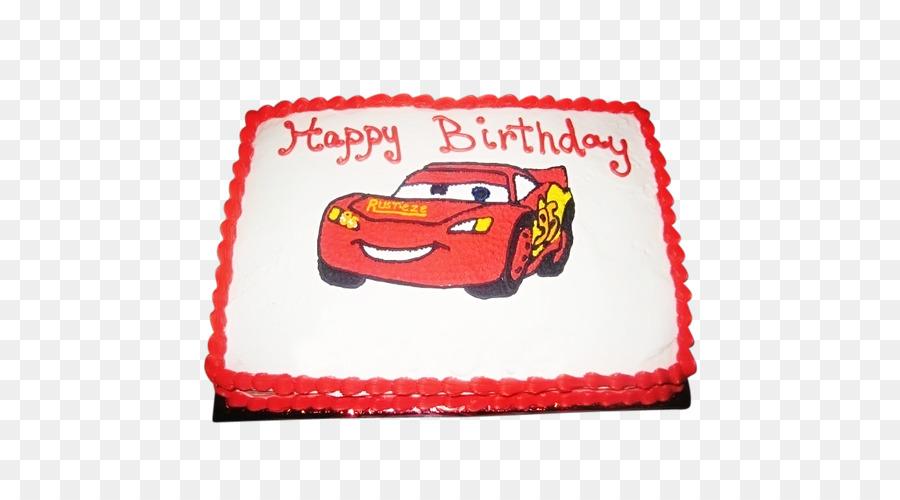 Birthday Cake Sheet Cake Car Birthday Png Download 500 500