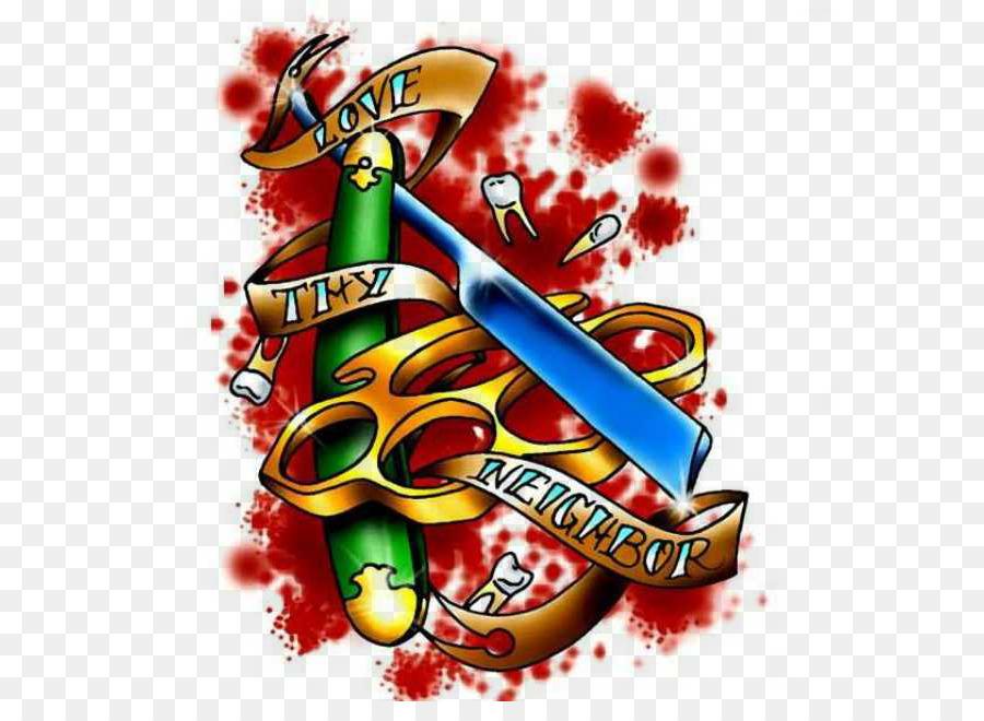 Old School Tattoo Flash New School Tattoo Machine Flash Png