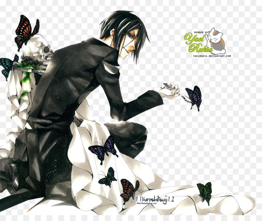 Sebastian Michaelis Ciel Phantomhive Black Butler Desktop Wallpaper