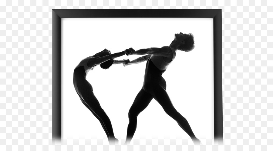 Dance troupe Silhouette Physical fitness Photography - dance frame ...