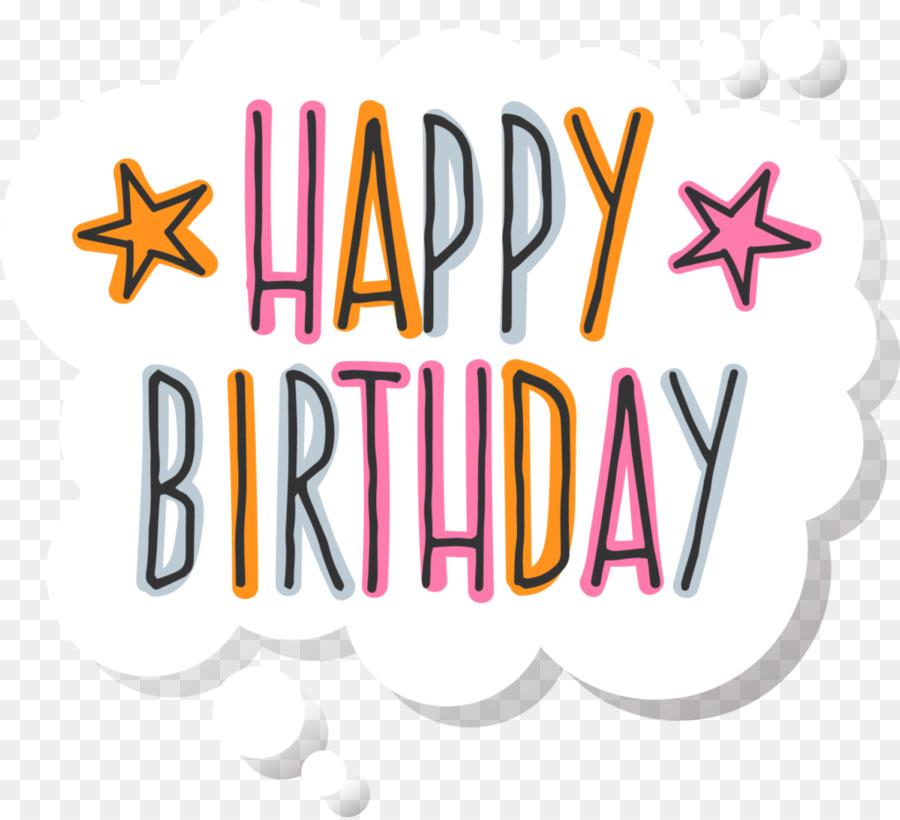 happy birthday sticker image download
