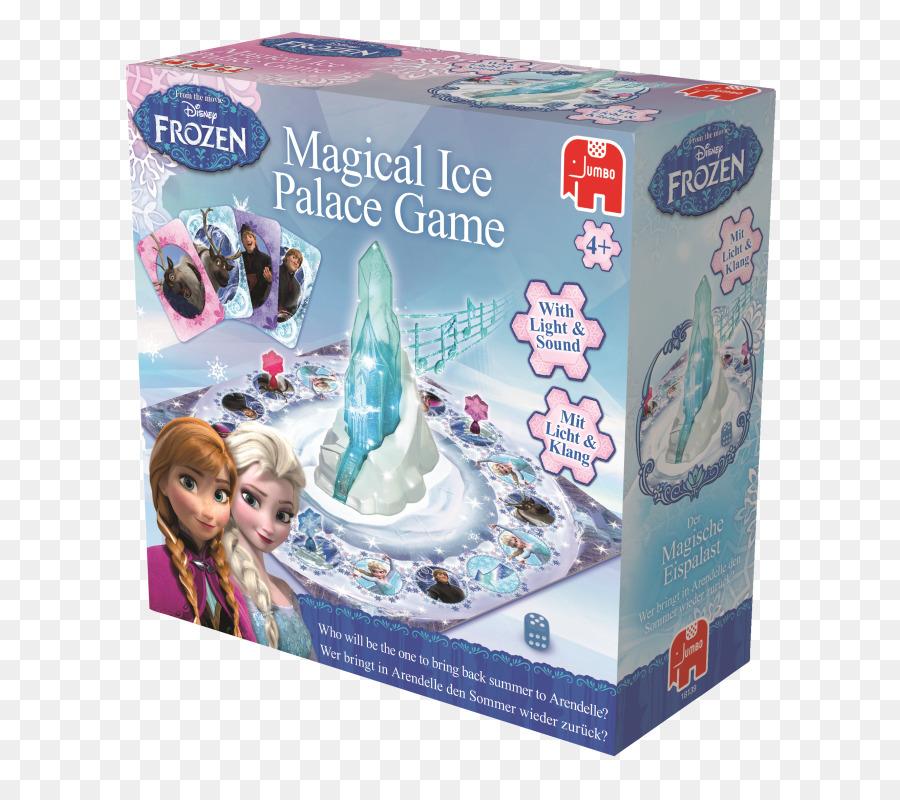 Elsa Game Jumbo Disney Frozen Der Magische Eispalast Toy Disney On