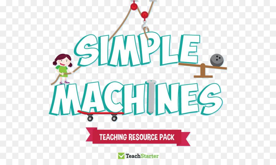 Máquina Simple Hoja de trabajo Lección Logotipo - Máquina Simple ...