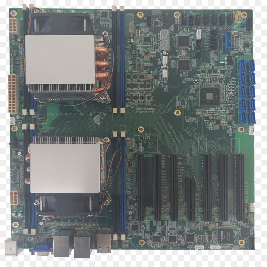 Центральный процессор электроника мультимедиа видео игры стойке.