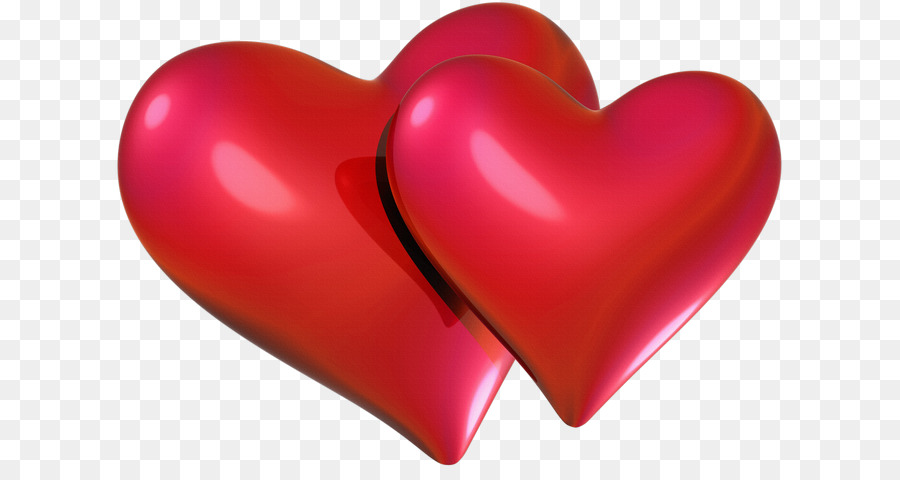 Desktop Wallpaper Computer Icons Clip Art 3d Red And Silver Heart