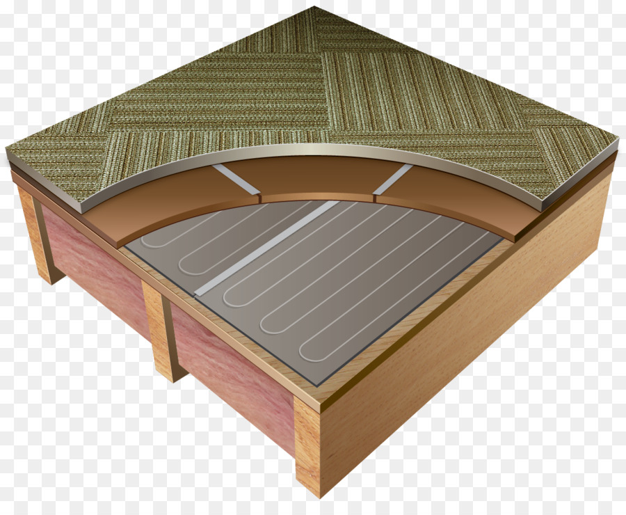 Underfloor Heating Carpet >> Plywood Underfloor Heating Heating System Wood Flooring