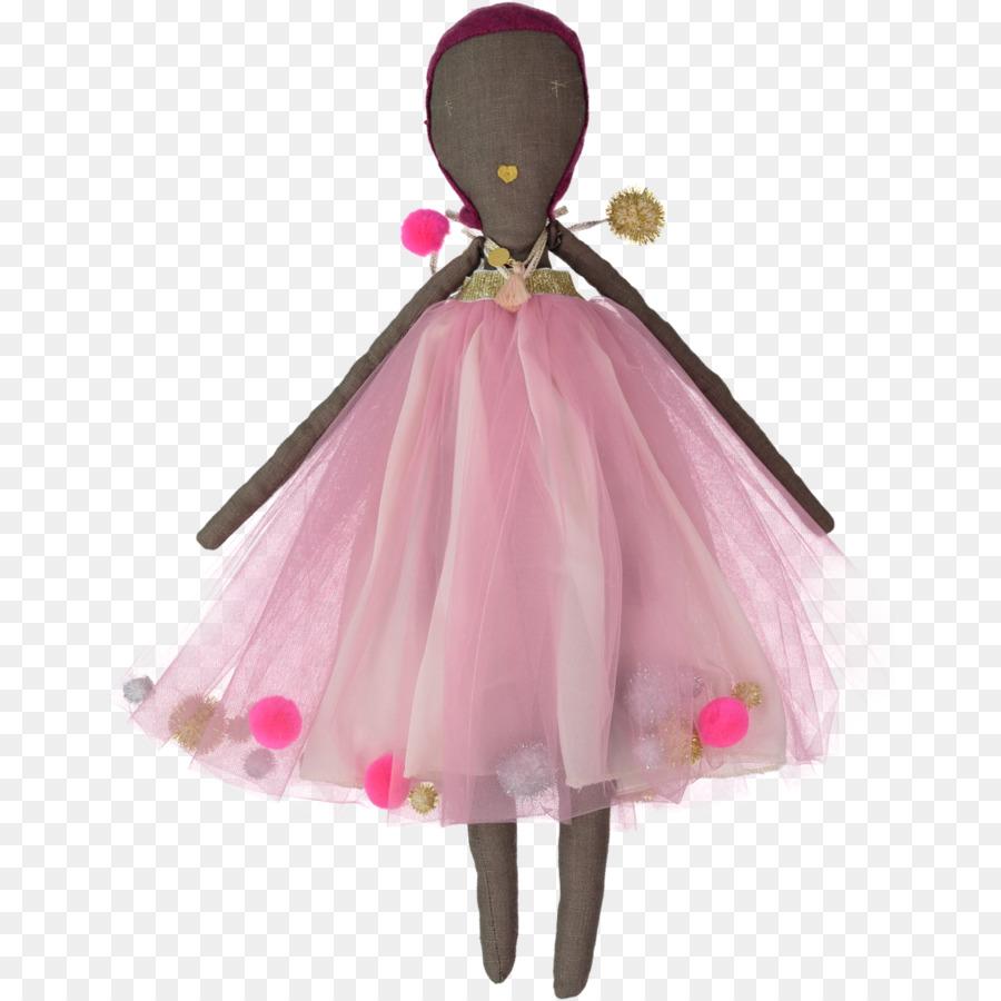 Muñeca de trapo Vestido de JC Juguetes de La Recién nacido - niño de ...