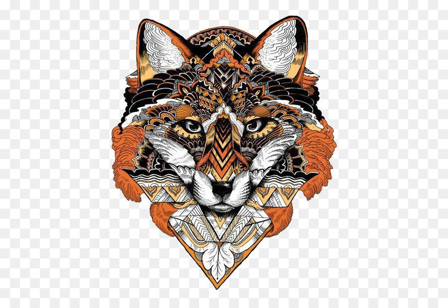 Drawing Fox Millie Marottas Animal Kingdom