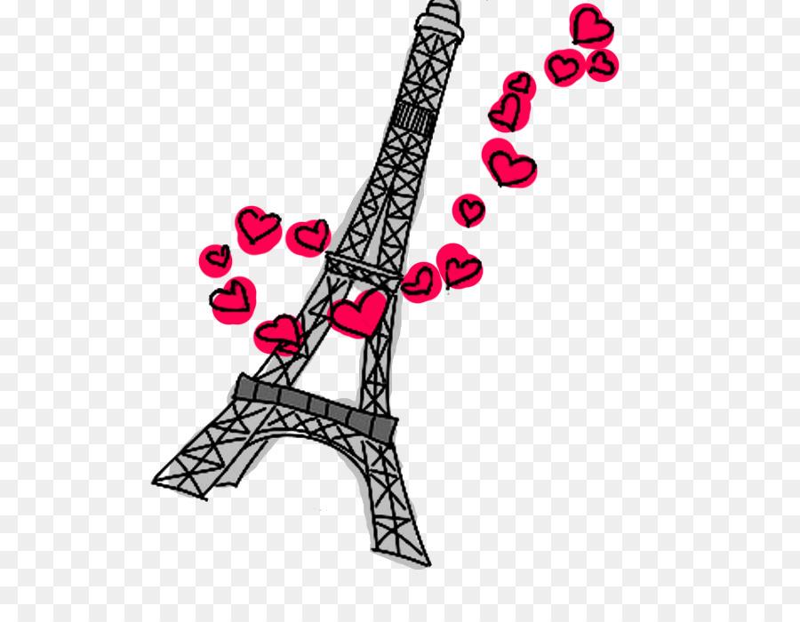 Torre Ifel En Dibujo: La Torre Eiffel De Dibujo