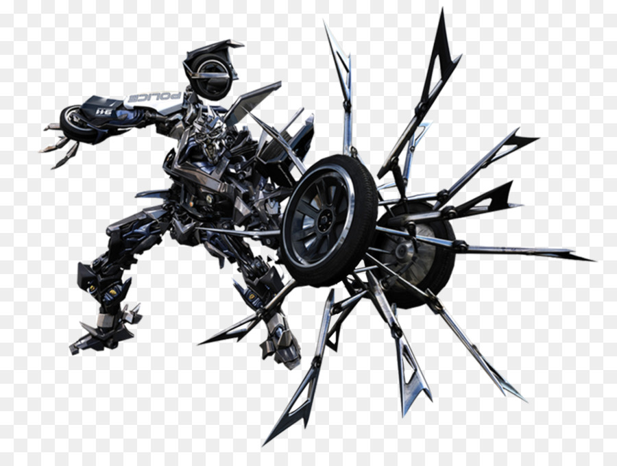 La araña Barricada Decepticon Latrodectus hesperus Transformadores ...