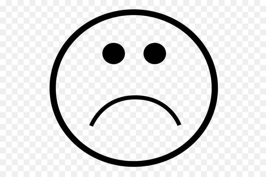 Smiley Symbol Sadness Smiley Png Download 600600 Free