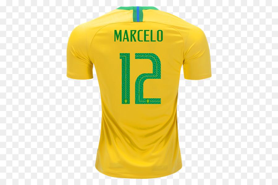 df7d96af9 2018 FIFA World Cup Brazil national football team 2014 FIFA World Cup T- shirt Tracksuit - T-shirt png download - 600 600 - Free Transparent 2018  FIFA World ...