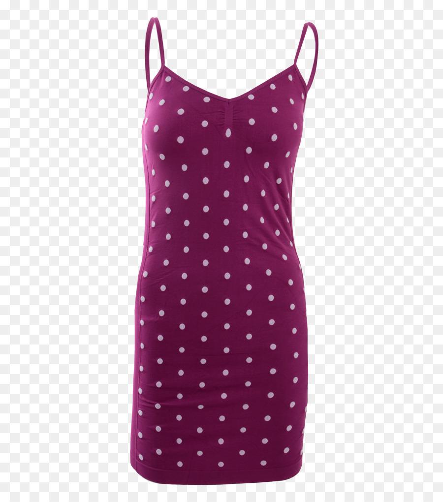 De lunares Rosa M Vestido de Cuello - vestido Formatos De Archivo De ...