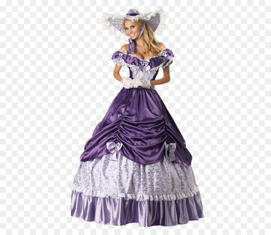 Ball Gown Wedding Dress Southern Belle Dress Png Download 500