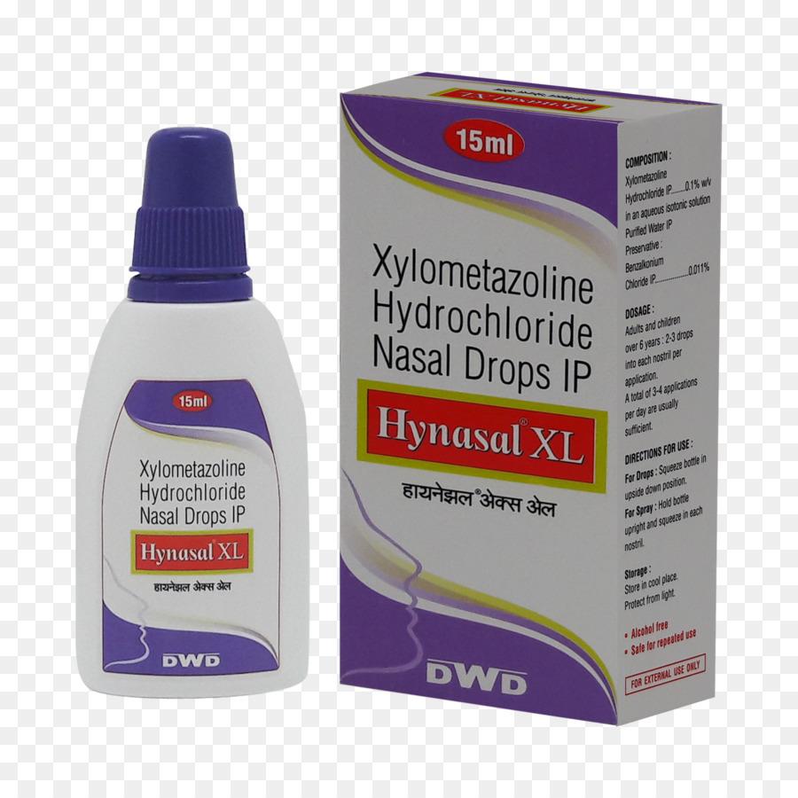 Xylometazoline Hydrochloride Nasal Spray Benzalkonium Chloride Oxymetazoline