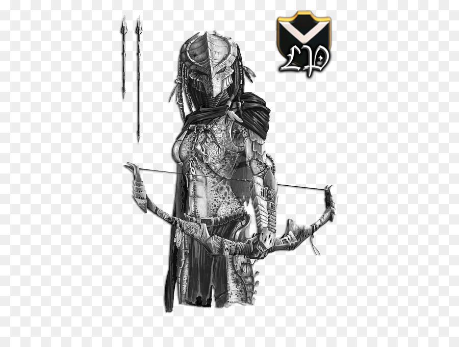 Predator Alien Flecha Verde De Dibujo - depredador png dibujo ...