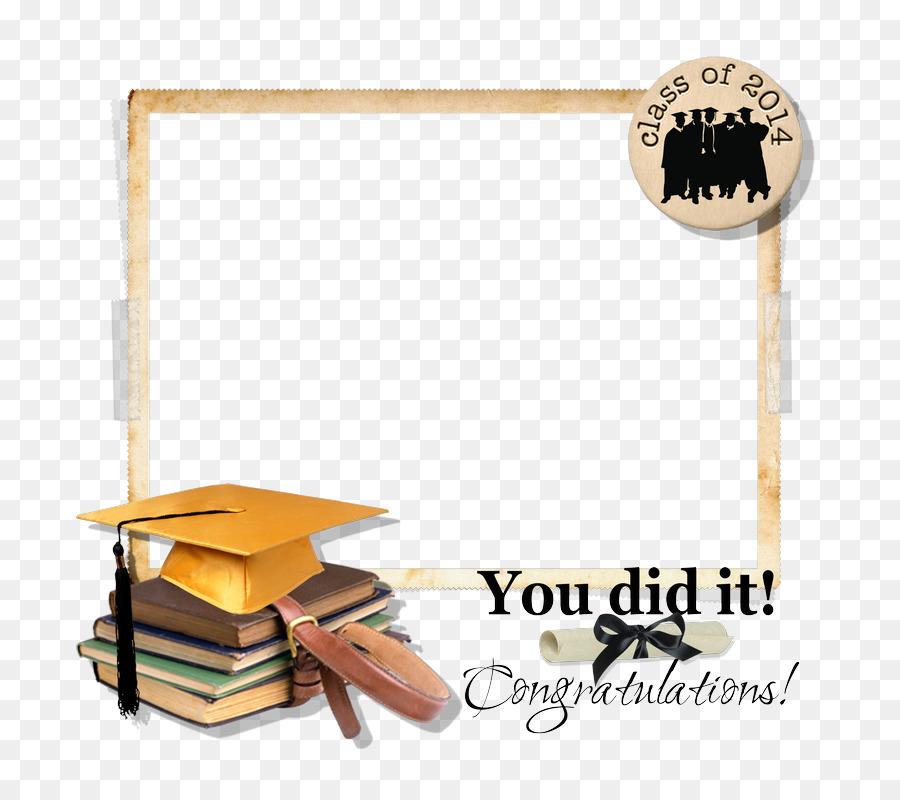 La ceremonia de graduación de scrapbooking Clip art - diploma de ...